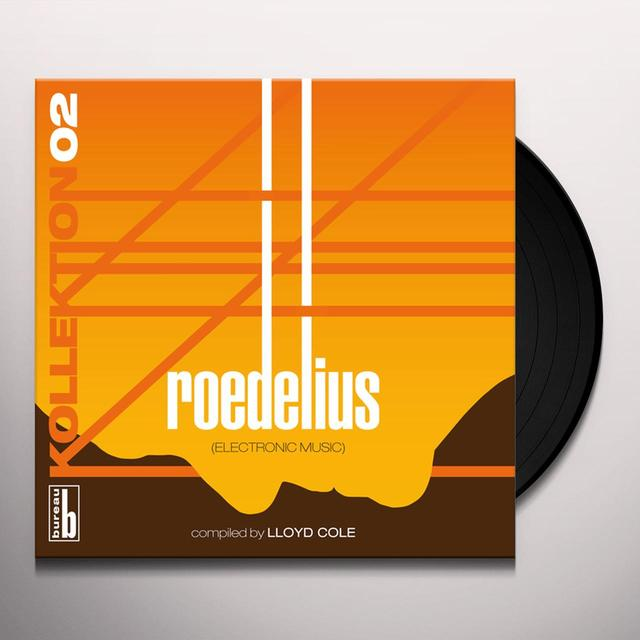Lloyd Cole KOLLEKTION 02: ROEDELIUS-ELECTRONIC MUSIC Vinyl Record