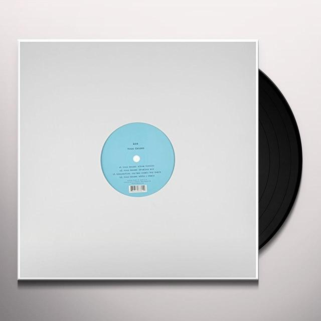 Kza VOUS DANSEZ Vinyl Record
