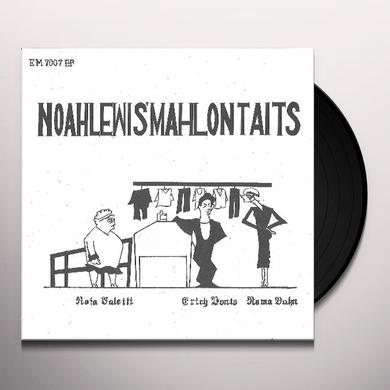 Noahlewis Mahlon Taits TENDERLY / DREAMBOAT Vinyl Record