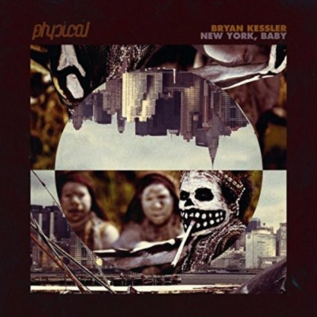 Bryan Kessler NEW YORK BABY Vinyl Record
