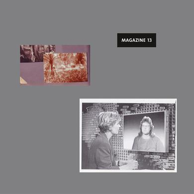 Barnt MAGAZINE 13 Vinyl Record