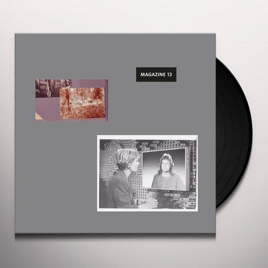 Barnt MAGAZINE 13 Vinyl Record - w/CD