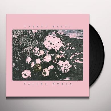 Andrea Belfi NATURA MORTA Vinyl Record