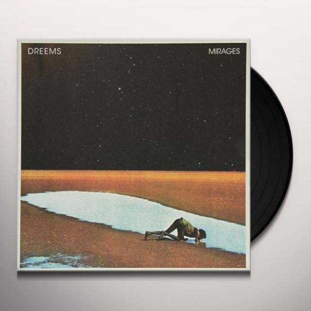 Dreems MIRAGES (MICHAEL MAYER + VALENTIN STIP REMIX) Vinyl Record