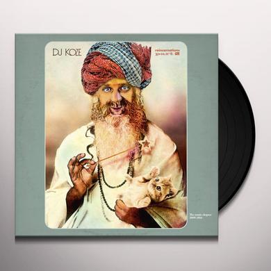 Dj Koze REINCARNATIONS 2 Vinyl Record