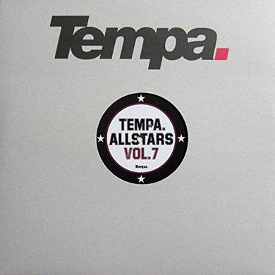 TEMPA ALLSTARS 7 / VARIOUS Vinyl Record
