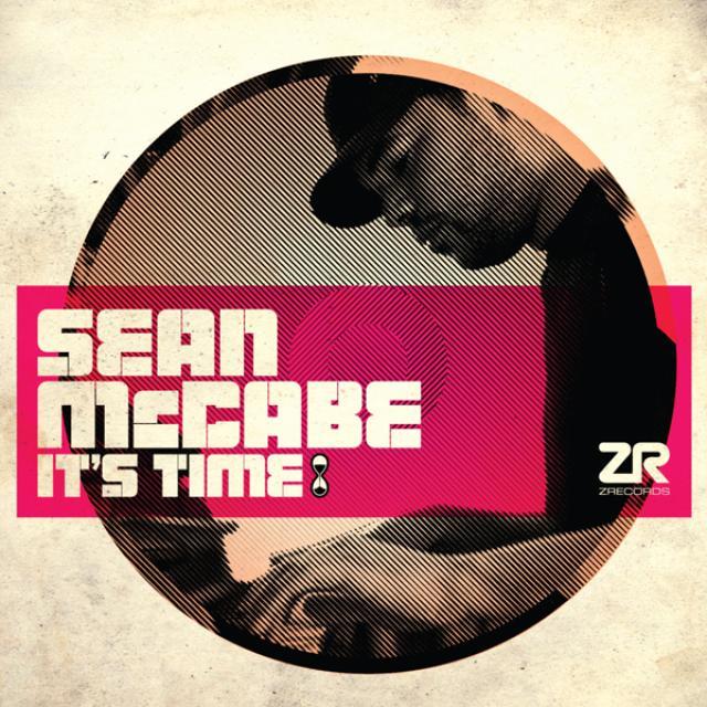 Sean McCabe IT'S TIME Vinyl Record