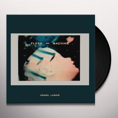 Daniel Lanois FLESH & MACHINE (BONUS CD) Vinyl Record