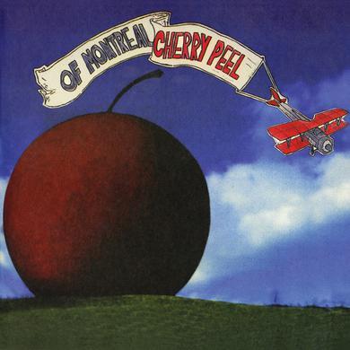 Of Montreal CHERRY PEEL Vinyl Record