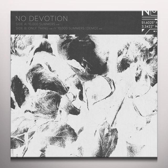 No Devotion 10,000 SUMMERS Vinyl Record - Colored Vinyl
