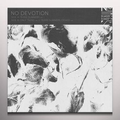 No Devotion 10,000 SUMMERS Vinyl Record - Colored Vinyl