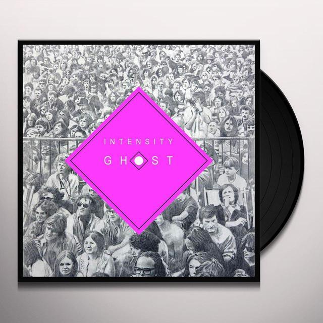 Chris Forsyth & The Solar Motel Band INTENSITY GHOST Vinyl Record