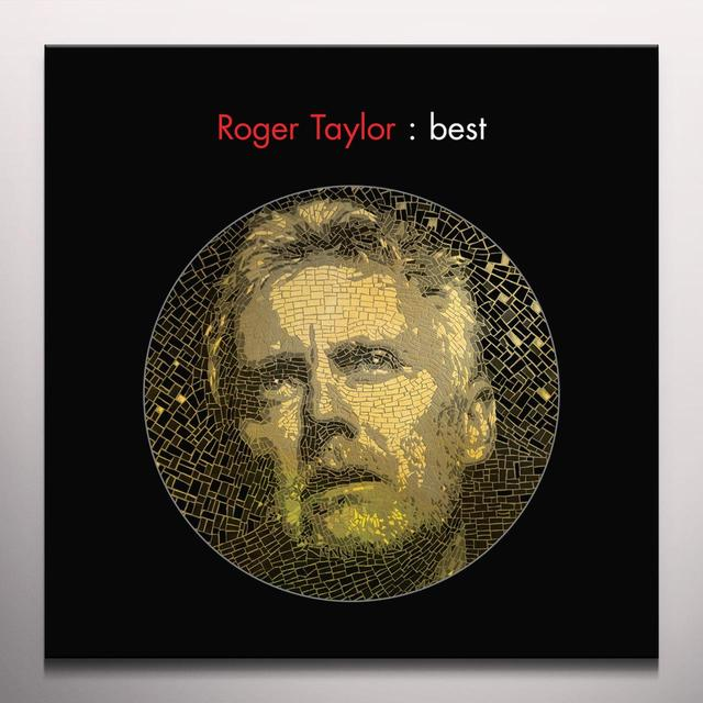 Roger Taylor BEST Vinyl Record