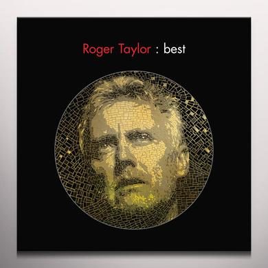 Roger Taylor BEST Vinyl Record - Colored Vinyl