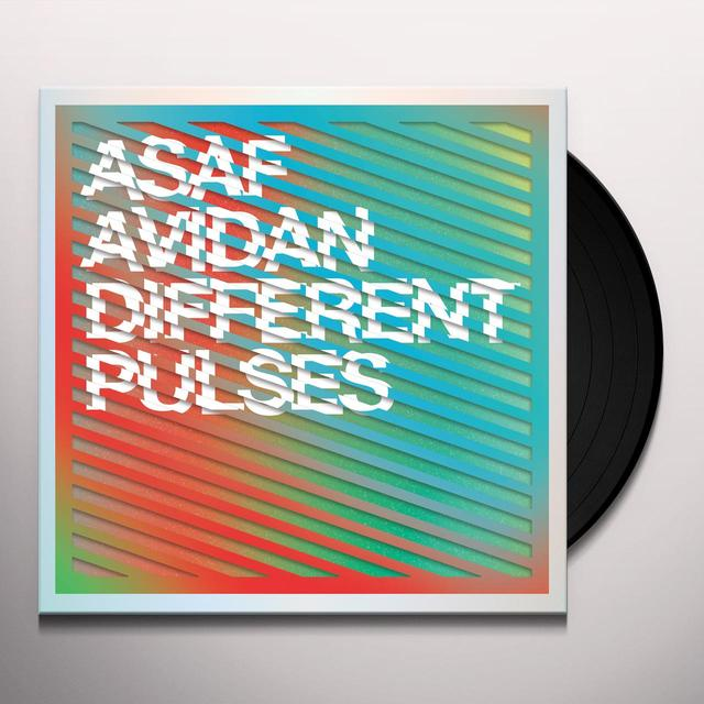 Asaf Avidan DIFFERENT PULSES (Vinyl)