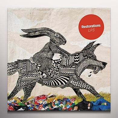 Restorations LP3 Vinyl Record - Colored Vinyl, Digital Download Included