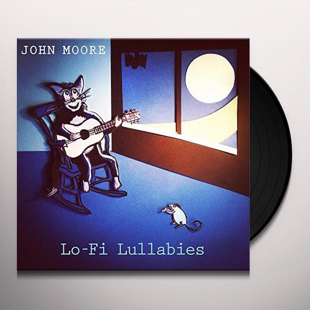 John Moore LO-FI LULLABIES Vinyl Record