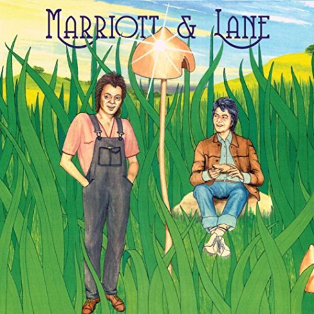 Steve Marriott & Ronnie Lane