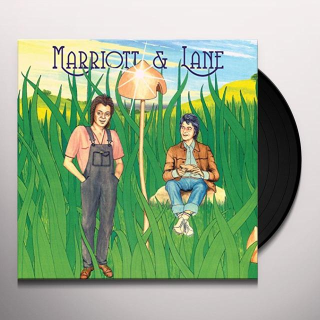 Steve Marriott & Ronnie Lane MAJIC MIJITS Vinyl Record