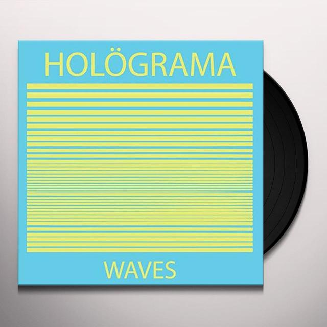 HOLOGRAMA WAVES Vinyl Record