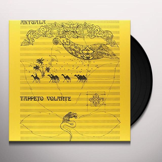 AKTUALA TAPPETO VOLANTE Vinyl Record - Italy Import