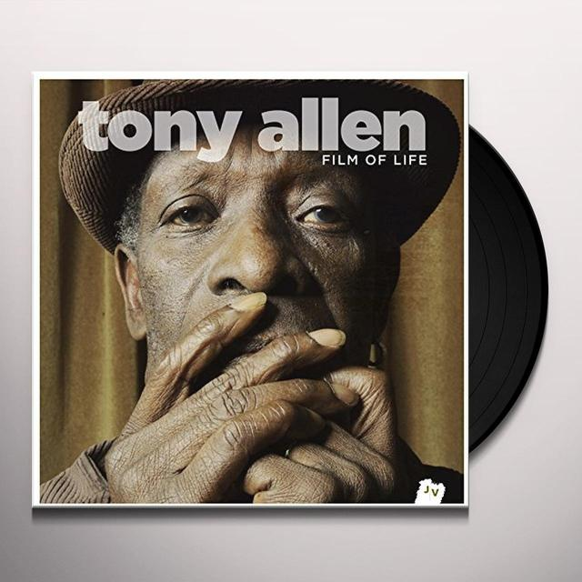 Tony Allen FILM OF LIFE (FRA) Vinyl Record