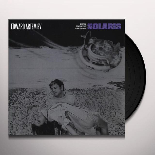 SOLARIS: MUSIC / O.S.T. (ITA) SOLARIS: MUSIC / O.S.T. Vinyl Record - Italy Import
