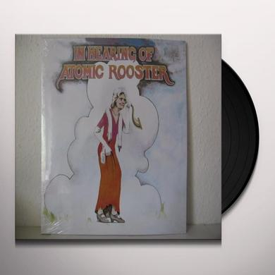 Atomic Rooster IN HEARING OF Vinyl Record - Italy Import
