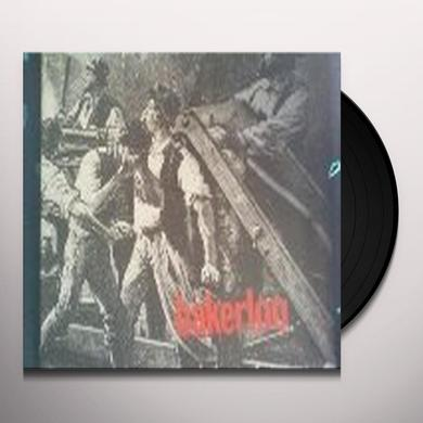 BAKERLOO Vinyl Record - Italy Import