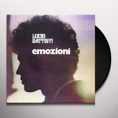 Lucio Battisti EMOZIONI (GER) Vinyl Record