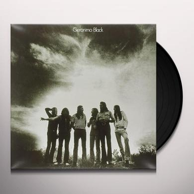 BLACK GERONIMO GERONIMO BLACK Vinyl Record - Italy Import