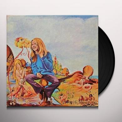 Blue Cheer OUTSIDE INSIDE Vinyl Record - Italy Import