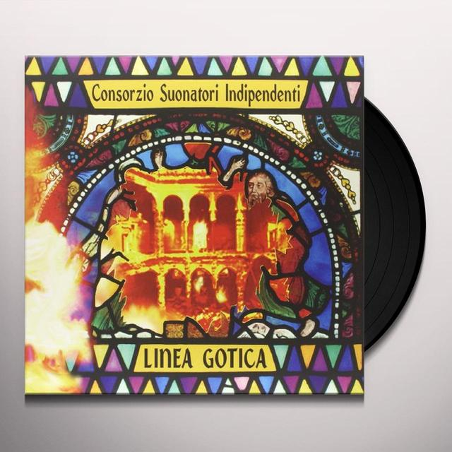 C.S.I. LINEA GOTICA Vinyl Record - Italy Import