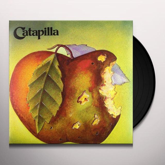 CATAPILLA Vinyl Record - Italy Import