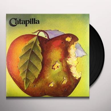 CATAPILLA Vinyl Record - Italy Import
