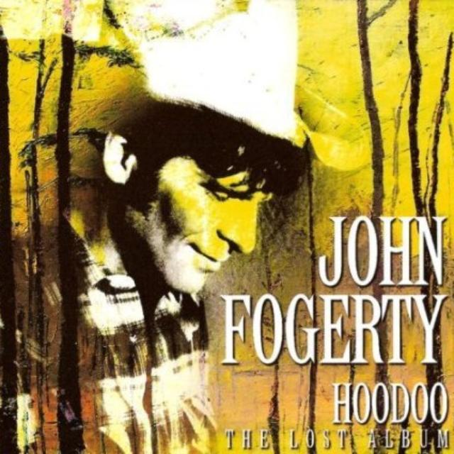 John Fogerty HOODOO THE LOST ALBUM Vinyl Record - Italy Release