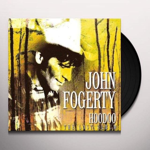 John Fogerty HOODOO THE LOST ALBUM Vinyl Record - Italy Import