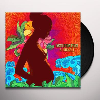 Groundation MIRACLE Vinyl Record
