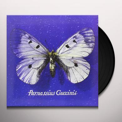 Francesco Guccini PARNASSIUS GUCCINII Vinyl Record - Italy Import