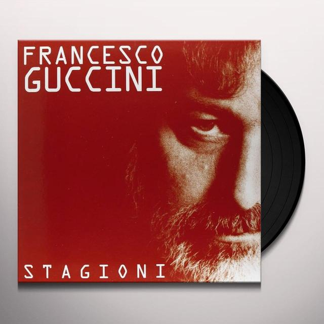 Francesco Guccini STAGIONI Vinyl Record
