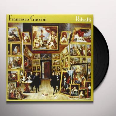 Francesco Guccini RITRATTI Vinyl Record - Italy Import