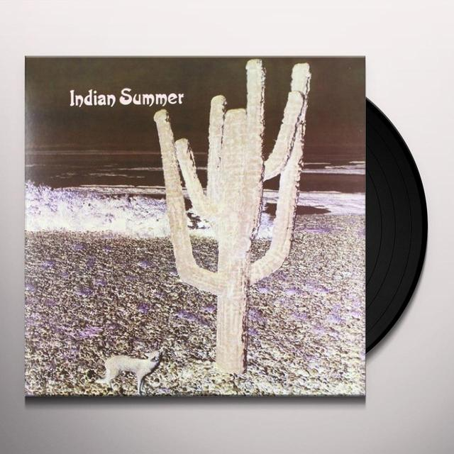 INDIAN SUMMER Vinyl Record - Italy Import