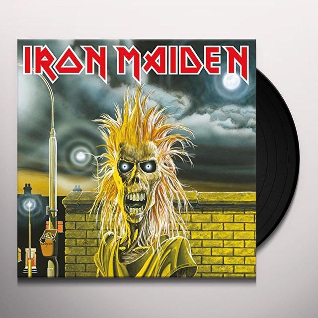 IRON MAIDEN Vinyl Record - UK Import