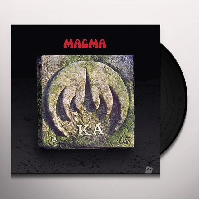Magma KOHNTARKOSZ ANTERIA (FRA) Vinyl Record