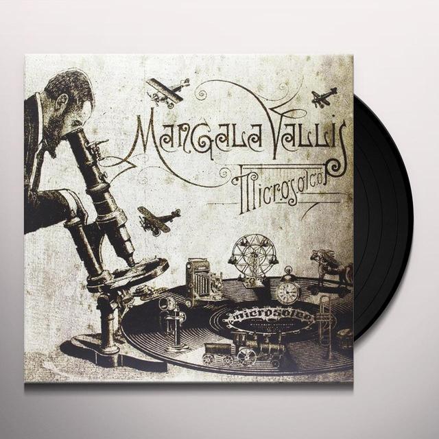 Vallis Mangala MICROSOLCO Vinyl Record - Italy Import