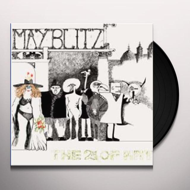 May Blitz 2ND OF MAY Vinyl Record - Italy Import