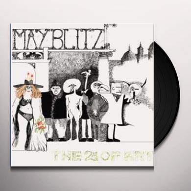 May Blitz 2ND OF MAY Vinyl Record - Italy Import