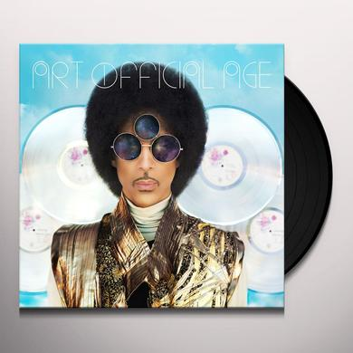 Prince ART OFFICIAL AGE (UK) (Vinyl)