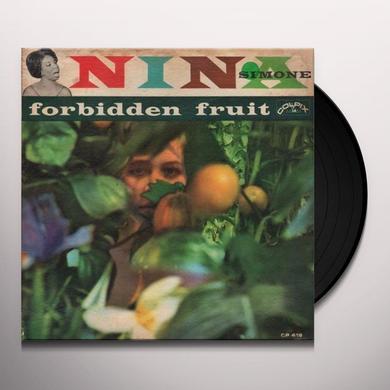 Nina Simone FAORBIDDEN FRUIT Vinyl Record
