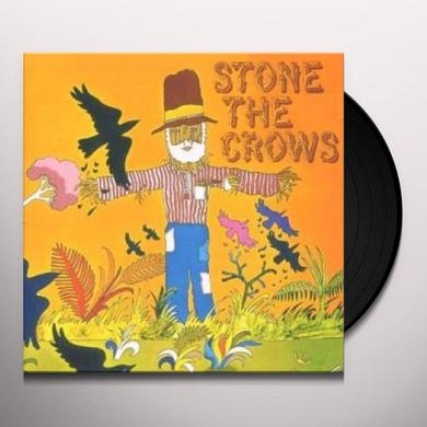 STONE THE CROWS Vinyl Record - Italy Import